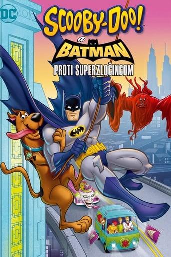 Scooby-Doo a Batman proti superzločincom