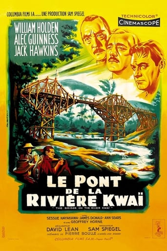 Le pont de la rivière Kwaï
