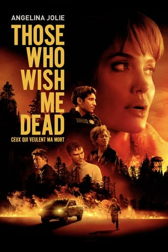 Watch Those who wish me dead Full Movie Online Free HD 4K