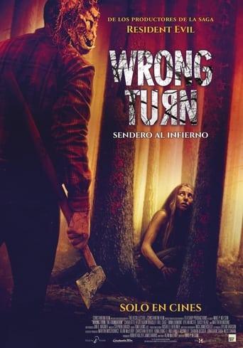 Wrong Turn. Sendero al infierno