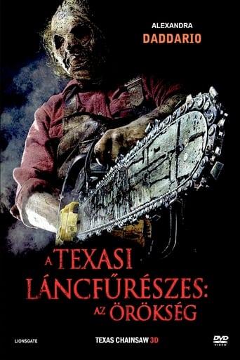 A texasi láncfűrészes - Az örökség