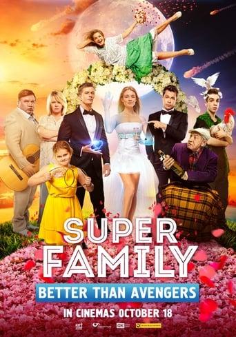 Super Family. Better Than Avengers