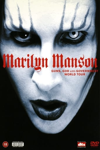Marilyn Manson : Guns, God And Governement