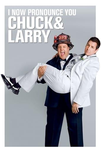 Keď si Chuck bral Larryho