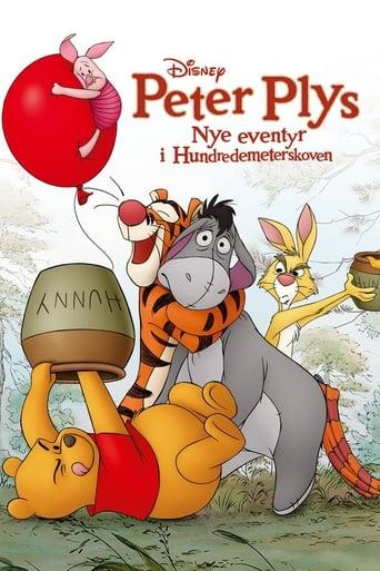 Peter Plys: Nye eventyr i Hundredemeterskoven