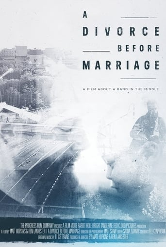 A Divorce Before Marriage