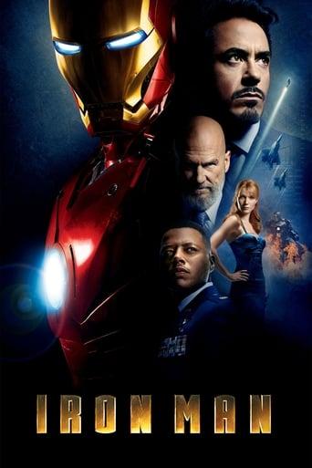 Iron Man Movie Free 4K