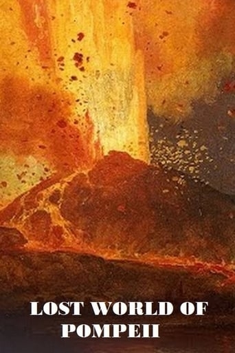 Le monde perdu de Pompéi