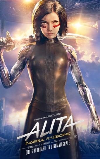 Alita: Îngerul războinic