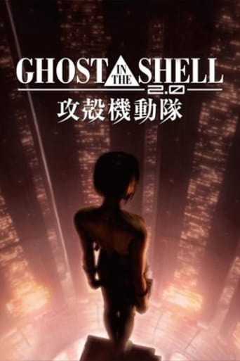 Ghost in the Shell - Páncélba zárt szellem 2.0