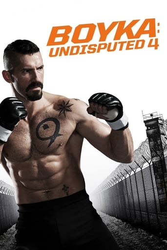 Boyka: Undisputed IV Movie Free 4K