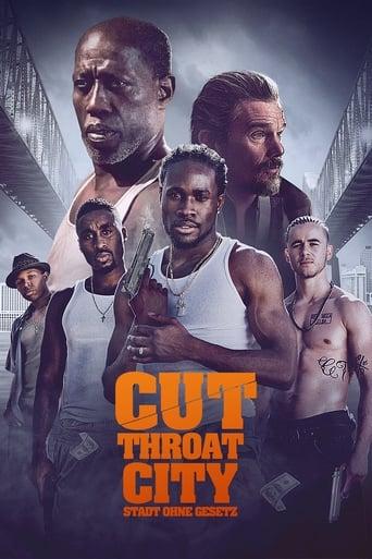 Watch Cut Throat City – Stadt ohne Gesetz Full Movie Online Free HD 4K