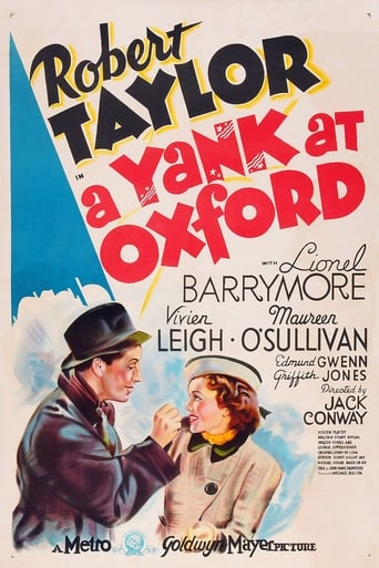 A Yank at Oxford