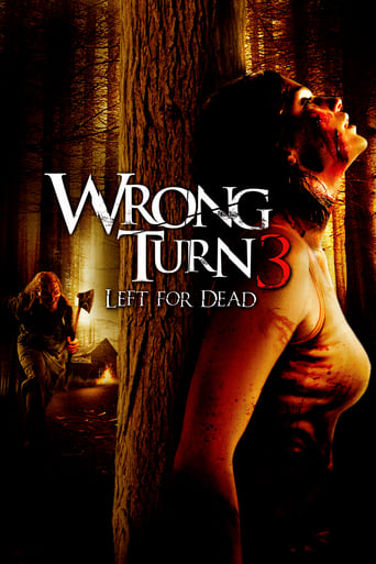 Wrong Turn 3: Left for Dead Movie Free 4K
