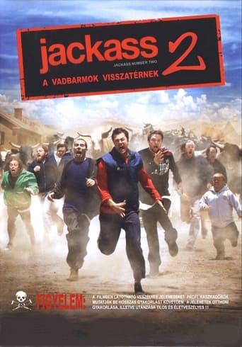 Jackass 2 - A vadbarmok visszatérnek