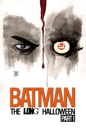 Watch Batman: The Long Halloween, Part OneFull Movie Free 4K