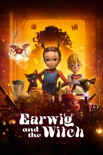 Earwig and the Witch Movie Free 4K
