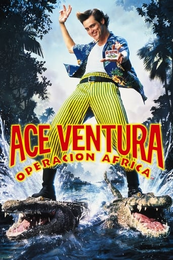 Ace Ventura: operación África