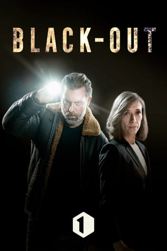 Black-out poster