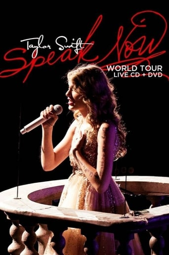 Taylor Swift: Speak Now World Tour Live