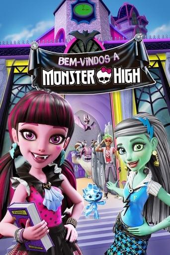 Monster High: Bem-vindos à Monster High