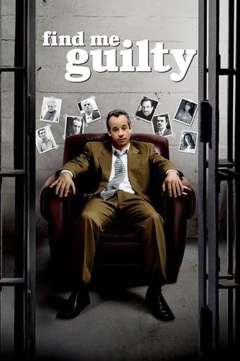 Find Me Guilty – Uskomaton oikeudenkäynti