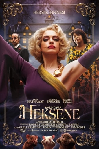 Watch Roald Dahls Heksene Full Movie Online Free HD 4K
