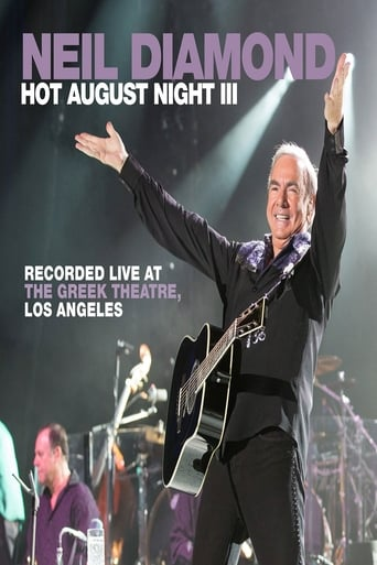 Neil Diamond: Hot August Night III - Recorded Live at the Greek Theatre, Los Angeles 2012