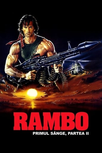 Rambo: Primul sânge, partea II