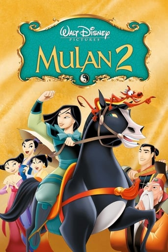 Mulan II Movie Free 4K