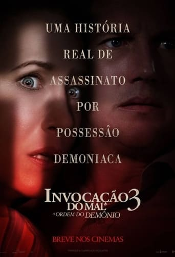 The Conjuring 3 - A Obra do Diabo
