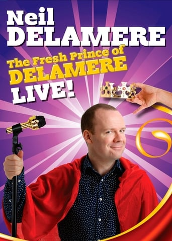 Neil Delamere: The Fresh Prince Of Delamere
