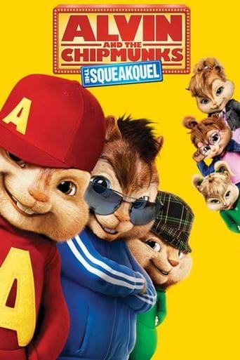 Alvin és a mókusok 2