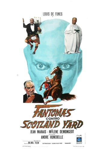 Fantomas contro Scotland Yard