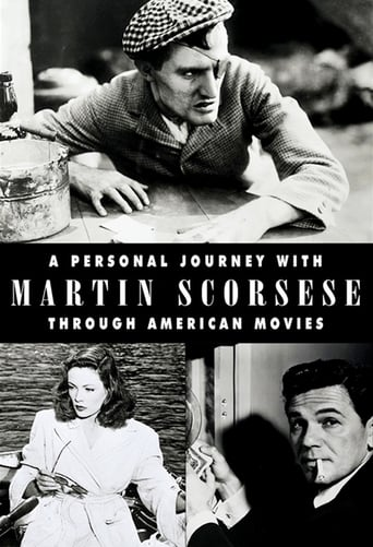 A Personal Journey with Martin Scorsese Through American Movies