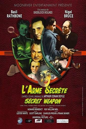 Sherlock Holmes et l'Arme secrète