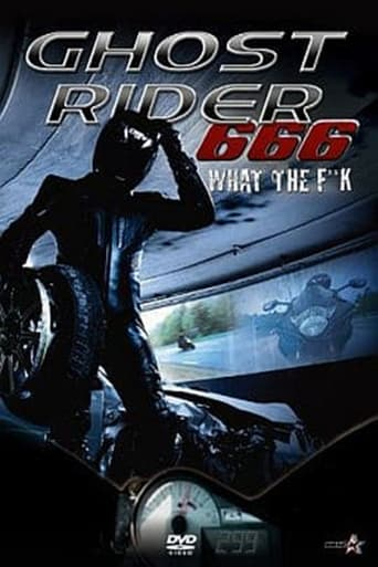 Ghost Rider 666 What The F**k