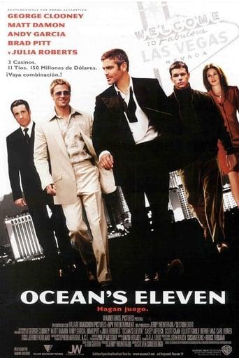 Ocean's Eleven. Hagan juego