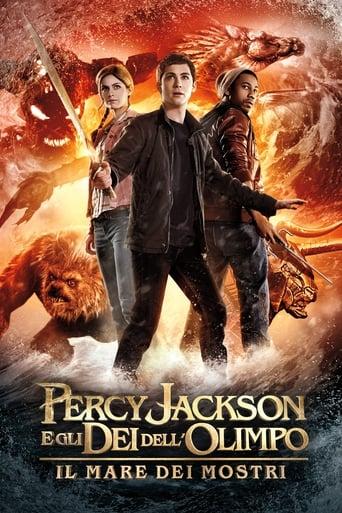 Percy Jackson e gli Dei dell'Olimpo - Il mare dei mostri