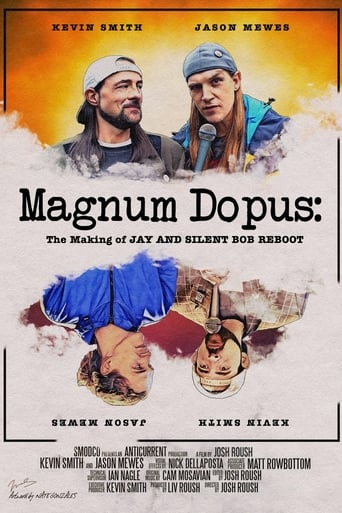 Watch Magnum Dopus: The Making of Jay and Silent Bob Reboot Online