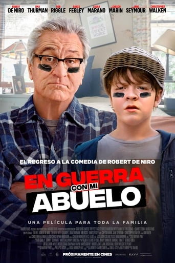 Watch En guerra con mi abuelo Full Movie Online Free HD 4K