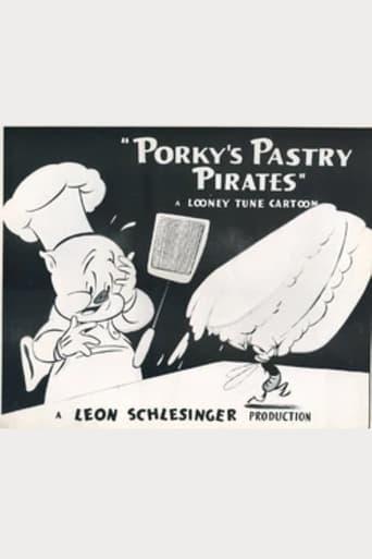 Porky's Pastry Pirates