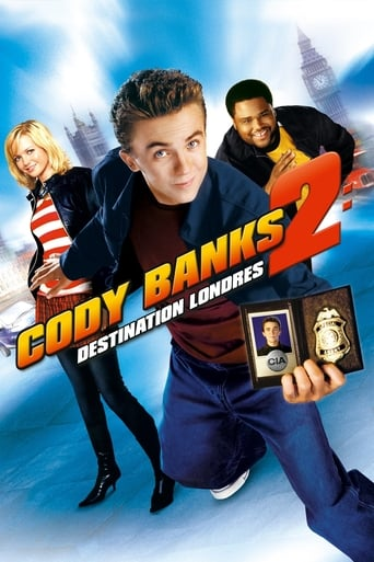 Cody Banks Agent Secret 2 : Destination Londres