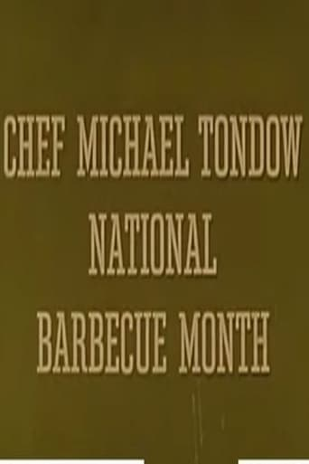 Chef Michael Tondow: National Barbecue Month