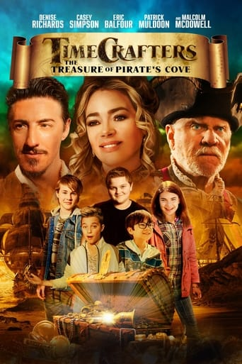 Timecrafters: The Treasure of Pirates Cove