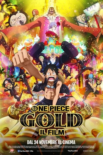 One Piece Gold: Il film