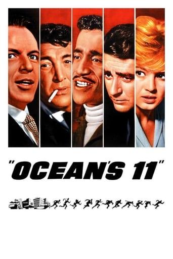 Watch Ocean's Eleven Online