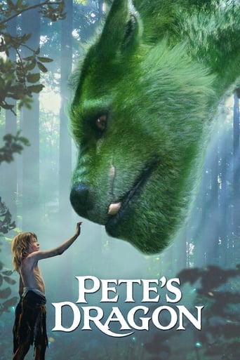 Ο Πιτ Και Ο Δράκος Του