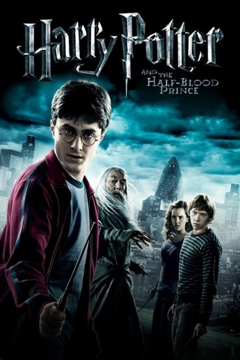 Harry Potter and the Half-Blood Prince Movie Free 4K