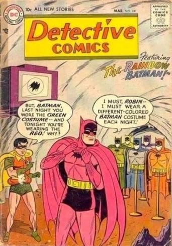 Batman's Greatest Cases: Featuring the Rainbow Batman